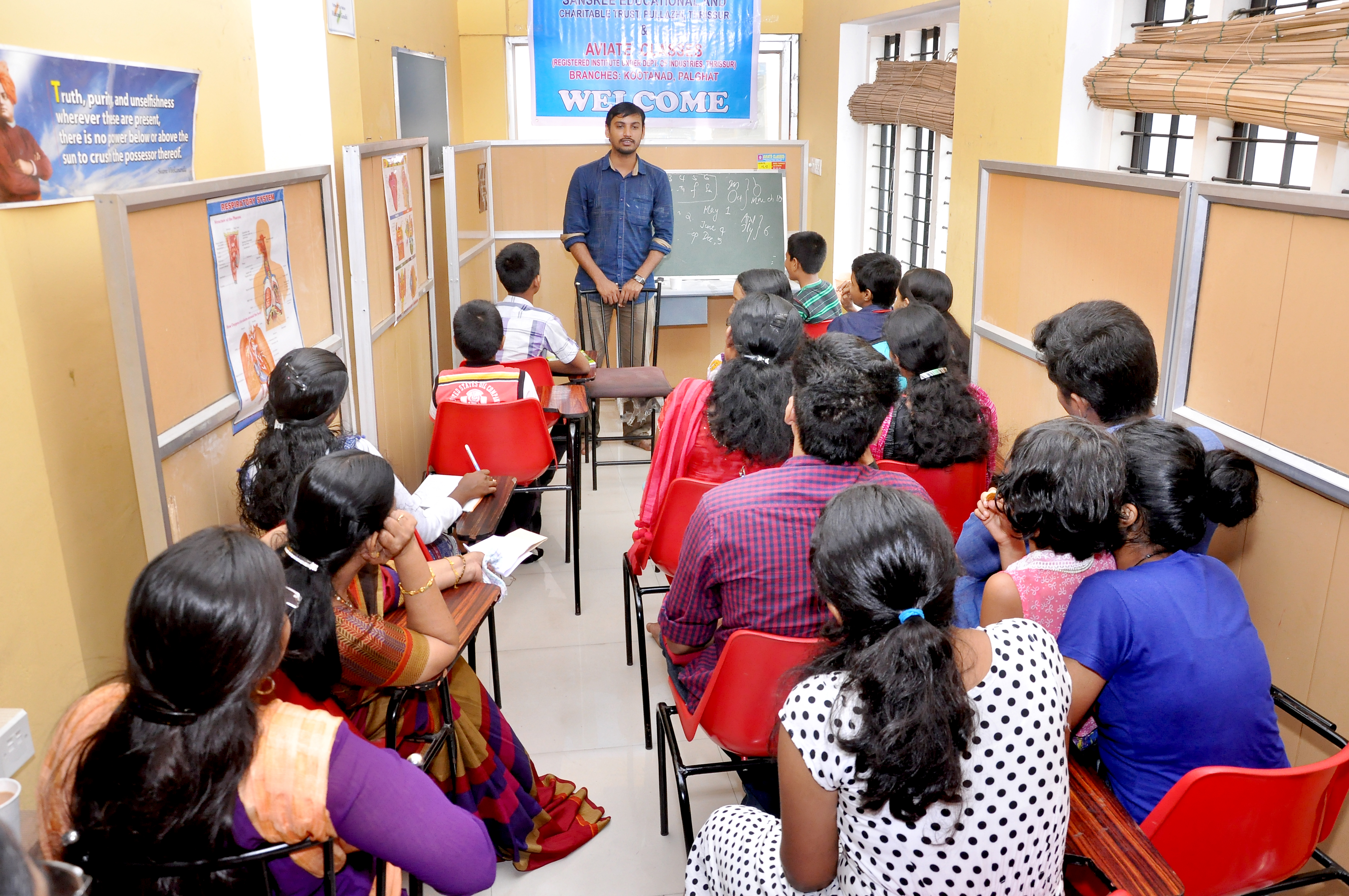 IELTS coaching classes in thrissur